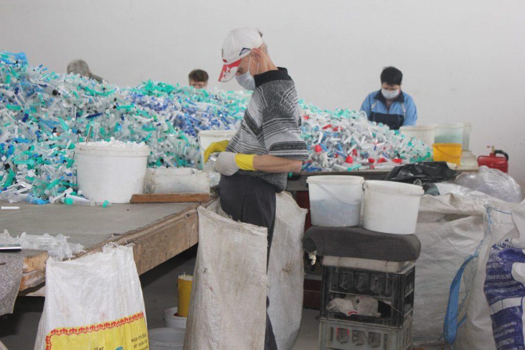 Утилизация опасных медицинских отходов на Урале: что происходит на территории ООО «Уралвторресурс»