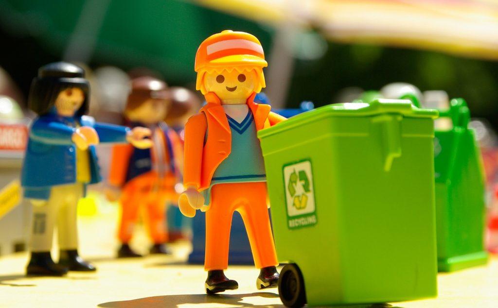 Как утилизируют мусор в других странах