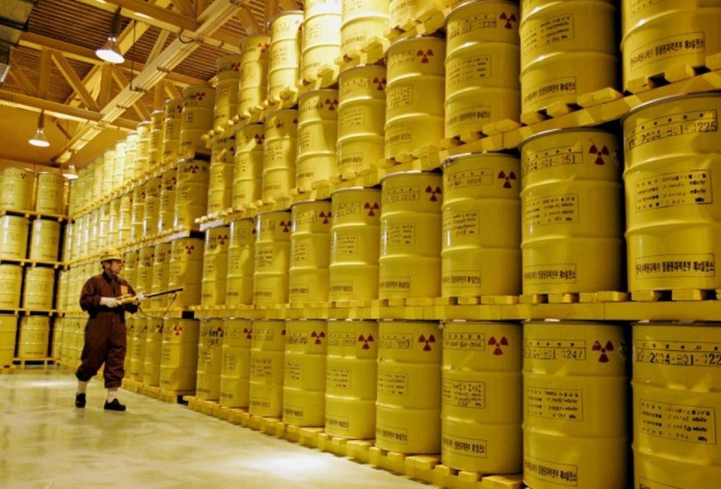 Утилизация жидких радиоактивных отходов: новый подход