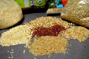 Код 11112000000: Отходы от механической очистки и сортировки зерна (зерновые отходы)